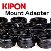 KIPONマウントアダプター