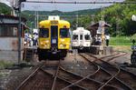 一畑電車_2100系車両京王電鉄カラー_2012_yaotomi_23a.jpg