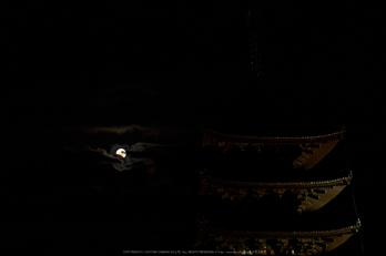 皆既月食,奈良,興福寺(PA080314,45mm,EM1)2014yaotomi_.jpg