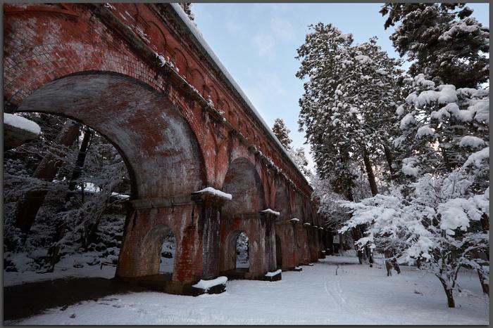 南禅寺,雪景,初詣(DSCF9698,Top)2015yaotomi_.jpg