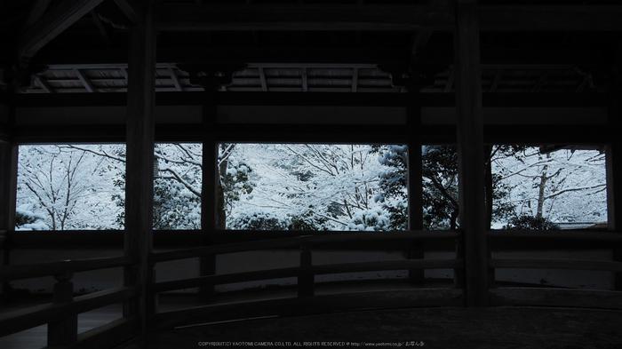京都,西明寺,雪景(P2140299,14 mm,f-5.6,EM5II)2015yaotomi_ 1.jpg