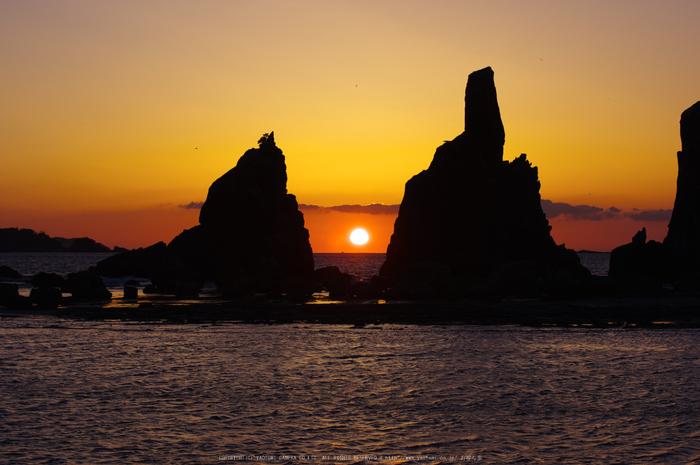 橋杭岩,日の出(K32_0082,60 mm,F5)2015yaotomi_.jpg