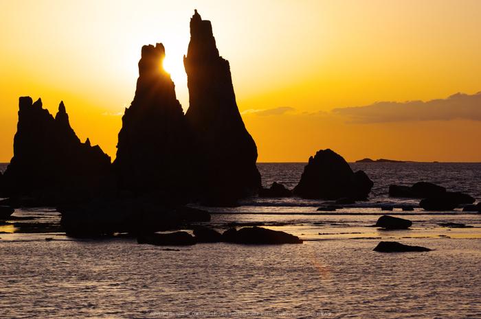 橋杭岩,日の出(K32_0113,98 mm,F8)2015yaotomi_.jpg