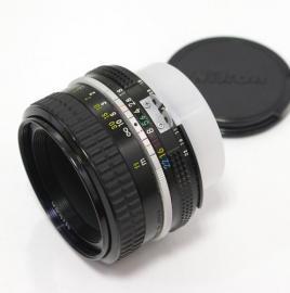 中古 Nikon Ai ニッコール 50mm F1.8 ...