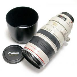 中古 キャノン EF100-400mm F4.5-5.6L IS USM Canon