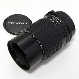 中古 SMCペンタックス67 200mm F4 NEW PENTAX
