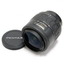 中古 SMC ペンタックス F FISH-EYE 17-28mm F3.5-4.5 PENTAX