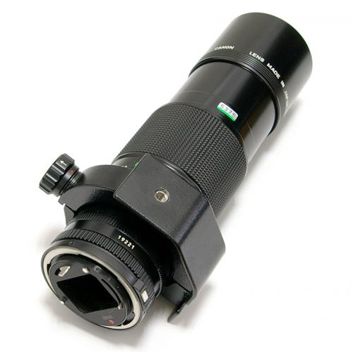 中古 キャノン New FD MACRO 200mm F4 Canon