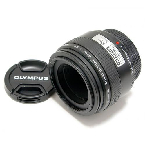 中古 オリンパス ZUIKO DIGITAL 35mm F3.5 MACRO OLYMPUS