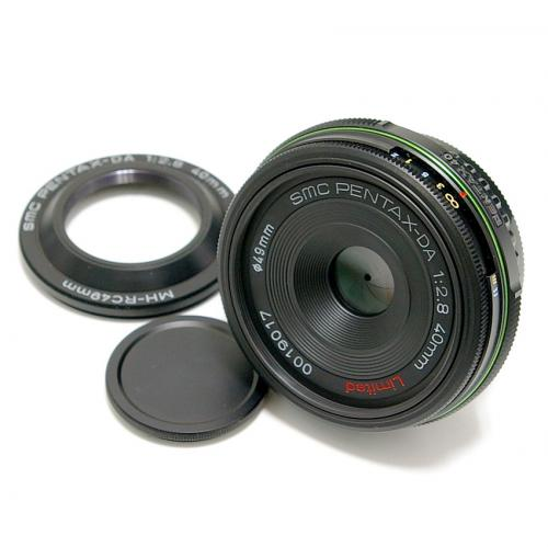 中古 SMC ペンタックス DA 40mm F2.8 Limited PENTAX