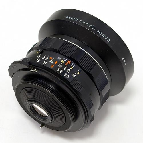 中古 アサヒ Super Takumar 35mm F3.5 PENTAX