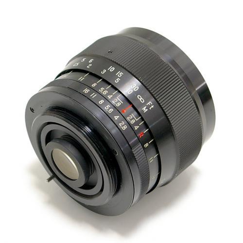 中古 カレナー 28mm F2.8 M42マウント Carenar|カメラのことなら八百