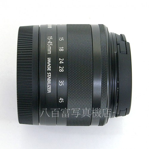 【中古】 EF-M15-45mm F3.5-6.3 IS STM 中古レンズ 22126
