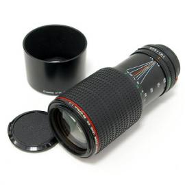 中古 キャノン New FD 80-200mm F4L Canon