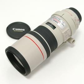 中古 キャノン EF 300mm F4L IS USM Canon