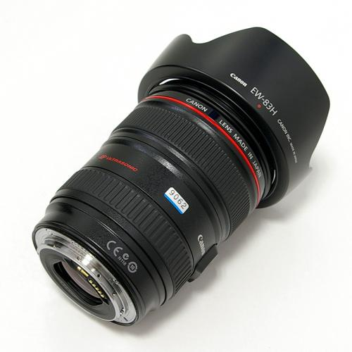 中古 キャノン EF 24-105mm F4L IS USM Canon