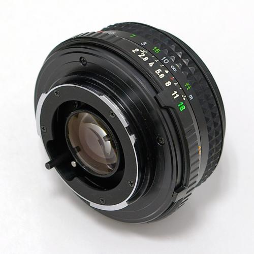 中古 ミノルタ MD ROKKOR 45mm F2 minolta