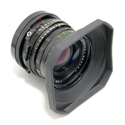 中古 マミヤ SEKOR C 65mm F4.5 RB67用 Mamiya