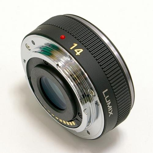 中古 パナソニック LUMIX G 14mm F2.5 ASPH. Panasonic