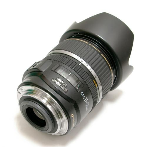 中古 キャノン EF-S 17-85mm F4-5.6 IS USM Canon