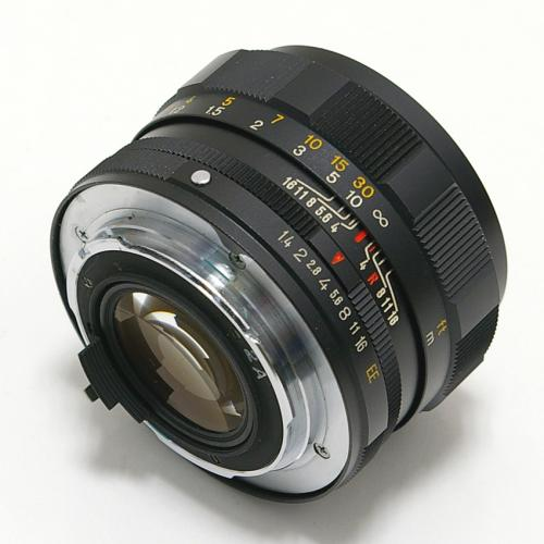 中古 コニカ HEXANON 57mm F1.4 EE Konica