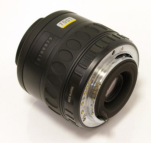 中古 SMCペンタックス-F FISHEYE 17-28mm F3.5-4.5