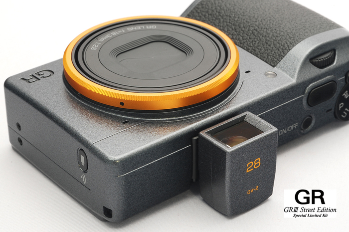RICOH GR III Street Edition Special Limited Kit 020