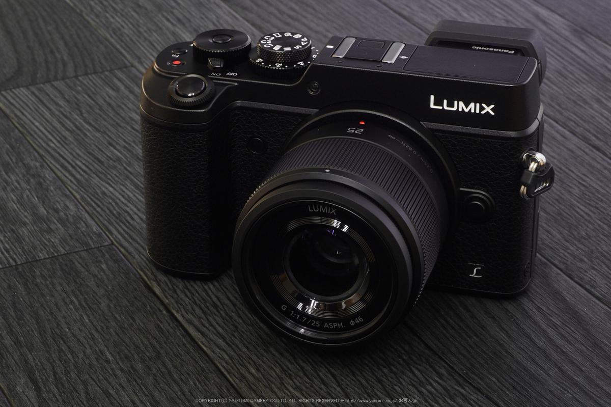2015 Vol4 Panasonic Lumix G 25mm F17 Asph Lens