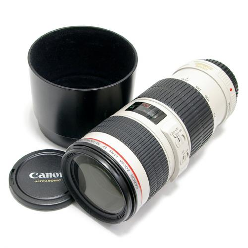 中古 キャノン EF 70-200mm F4L IS USM Canon