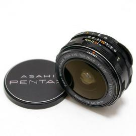 中古 アサヒ SMC Fish-Eye Takumar 17mm F4 PENTAX 【中古レンズ】