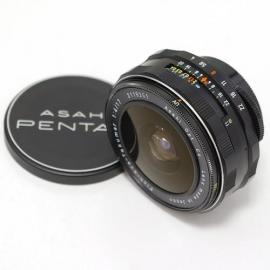 中古 アサヒ Fish-Eye Takumar 17mm F4 PENTAX