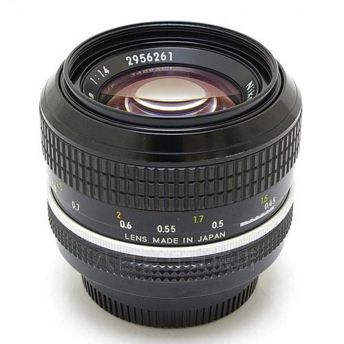 中古 ニコン new nikkor 50mm f1 4 nikon ニッコール 中古レンズ