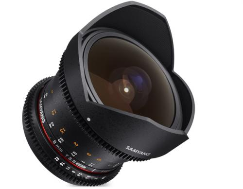 サムヤン 8mm T3.8 VDSLR  UMC Fish-eye CS II [ソニーA用] SAMYANG