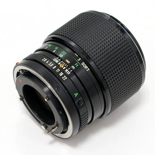 中古 キャノン New FD 85mm SOFT F2.8 Canon